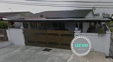 1-Storey Semi D House Lorong Binjal 13 Taman Sri Rambai