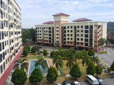 Bukit Beruang Utama Apartment (Nearby MMU) FREEHOLD- LIFT+ SWIM POOL