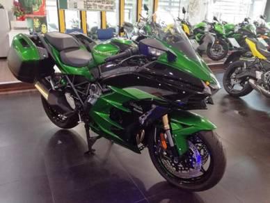 Kawasaki Ninja H2SX SE ABS