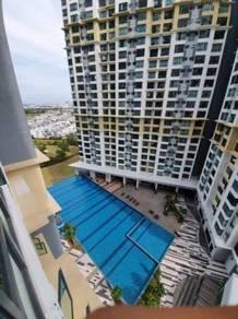 ARC Austin Hills Apartment / Block A Level 18 / Taman Daya