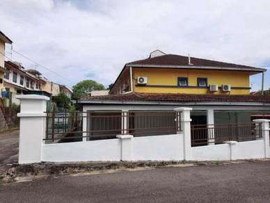 Corner 2 storey Terrace House at Taman Ehsan Jaya, Johor Bahru