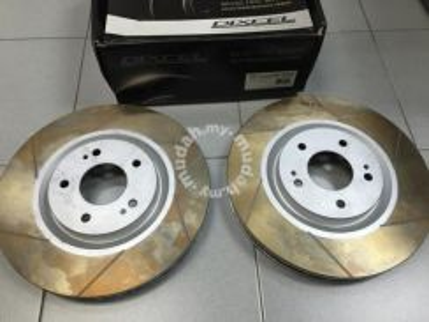 Dixcel Disc Rotor Type FS Mitsubishi Evolution 9