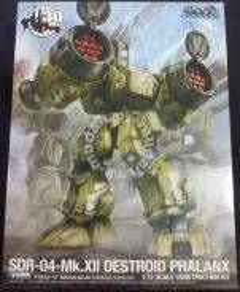 Wave Corp SDR-04-MK XII Destroid Phalanx Macross
