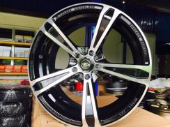 Rays ad5 japan design 17inc rim wish altis