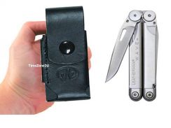 LEATHERMAN New Wave with Black Leather Sheath