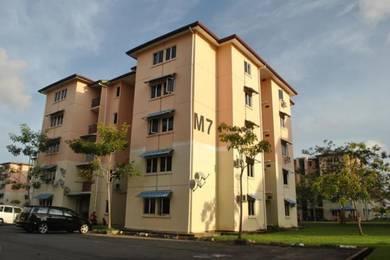 Blok m taman mutiara ground floor