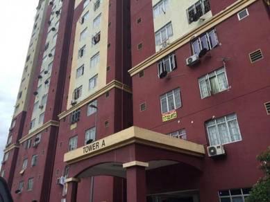 Sewa Bilik di Mentari Court Apartment