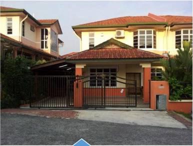 [CANTIK] Fully Renovated 2 Storey Semi D 35X75 Kota Warisan Sepang