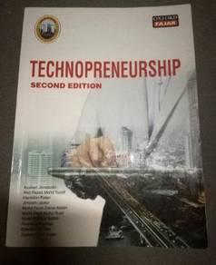 Technopreneurship second edition