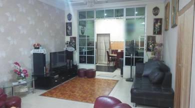 S/S Terrace Intermediate House, Taman Univilla, Jalan Kuhara
