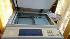 Infotec photostat machine