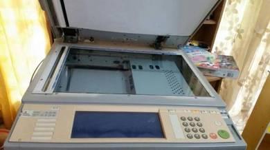 Infotec photostat machine