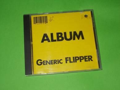 CD FLIPPER : Generic Album (Reissue 1993)