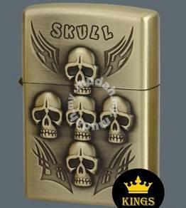 Zippo lighter SKULL 2