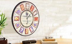 IDWC011 Art Picture Wall Clock