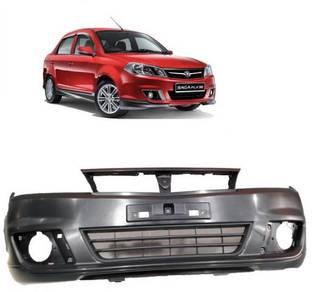 Bumper Saga flx bumper front without paint
