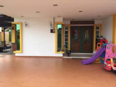Rumah coner lot Pasir Gudang