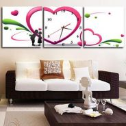IDWC006 Art Picture Wall Clock