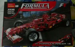 Bricks Decool 3335 Formula 1