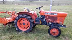 Kubota L1501 DT(HWB) Tractor FOR SELL(USED 1 YEAR)
