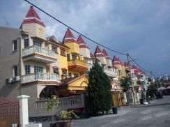 Putri jaya 3sty house cartoon house bukit cheras lengdamas batu 9