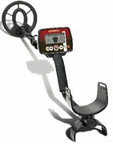 Alat pengesan logam fisher f11 metal detector