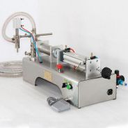 Paste filling machine liquid filling 125ML honey