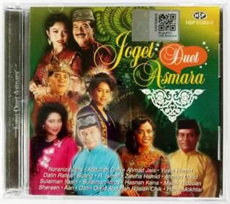 CD JOGET DUET ASMARA Abdullah Chik Zaleha Hamid