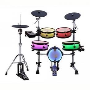 XM E-110SR LED light electronic drum digital drum
