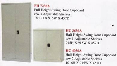 Full Height Swing Door Steel Cabinet