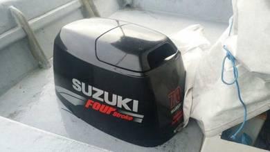Suzuki 70hp 4stroke
