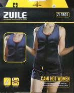 Lady Burn Fat Hot Suit (shirt baju sauna bakar