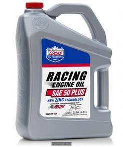 Lucas SAE 50 Plus Racing engine oil