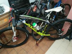 Mtb XDS 27speed my number