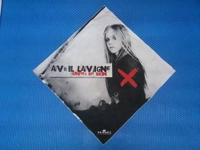 Avril Lavigne Under My Skin BMG Handkerchief