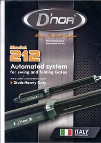 Dnor 212 New Model Aluminium Cover