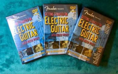 Fender DVD -