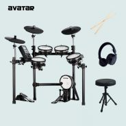 Avatar SD201-1 Digital Electronic Drum Set > Baru