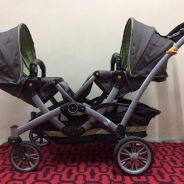 Twins Stroller Baby Contour