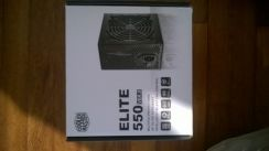 Cooler Master Elite 550W Power Supply