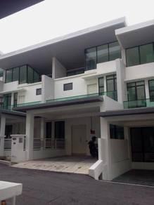 Double Story House - Teluk Kumbar