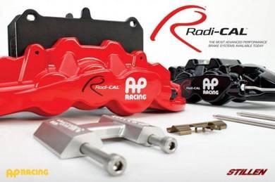 Ap racing radi-cal 100% genuine big brake kit