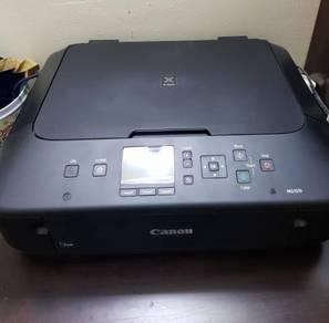 Canon PIXMA MG5570 printer scanner