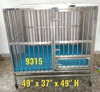 Stainless Steel Cage 9315