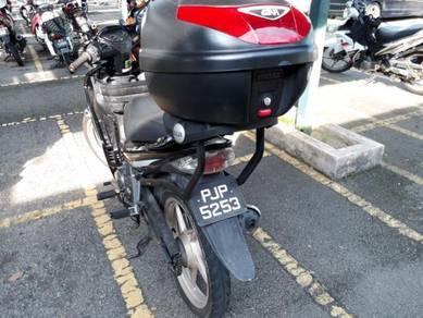 Yamaha LC 135 utk dijual,kondisi baik.