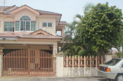 Corner Lot House For Sales, 2 Storey Terrance