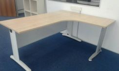 L shape Office table Code:OT-204