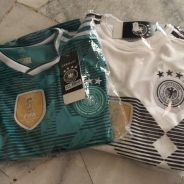 GERMANY JERSEY Home & Away