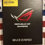 ROG GX860 Buzzard Mouse + ROG GM50 Mouse Pad