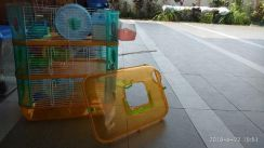 3 Level Hamster cage for sale